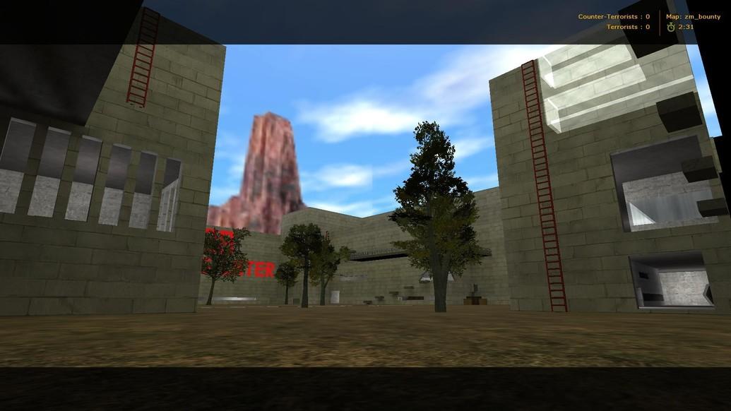 «zm_bounty» для CS 1.6
