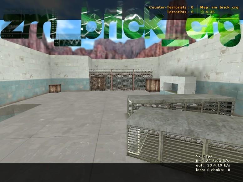 «zm_brick_crg» для CS 1.6