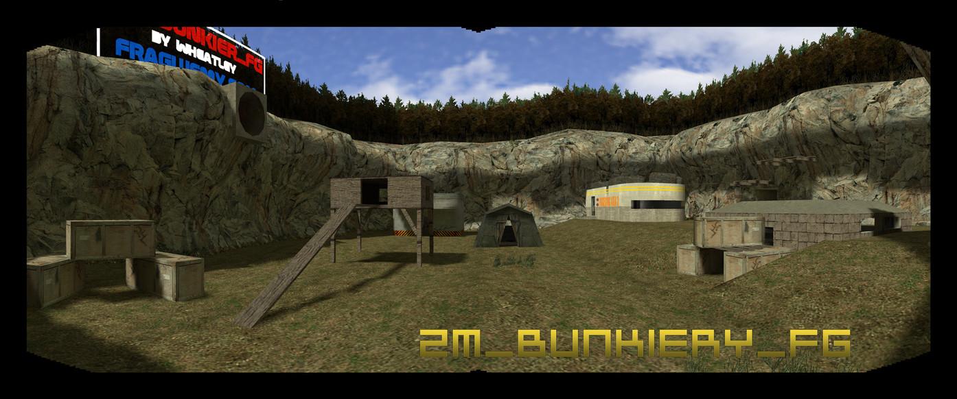 «zm_bunkiery_fg» для CS 1.6