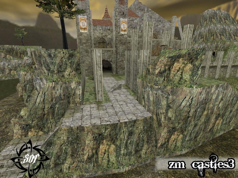 «zm_castles3» для CS 1.6