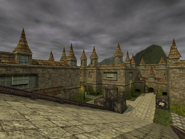 «zm_castles» для CS 1.6