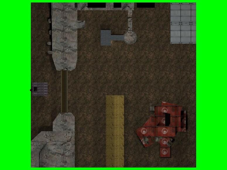 «zm_cave» для CS 1.6