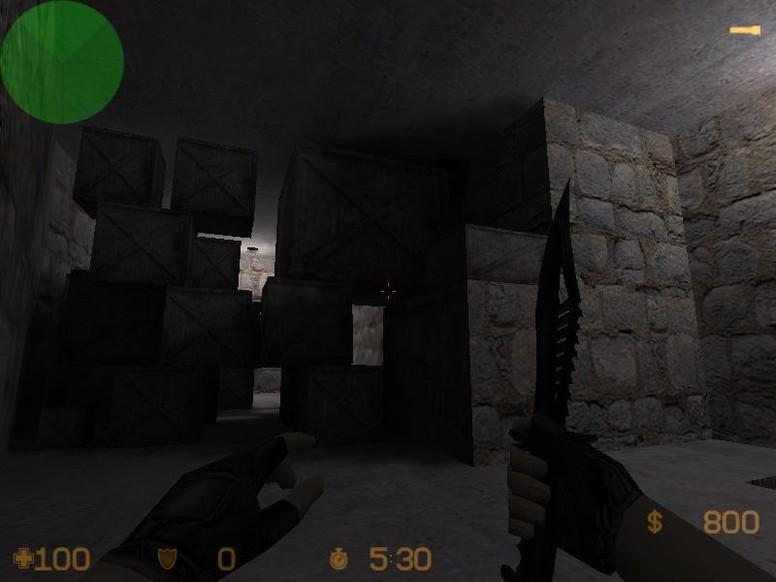 «zm_cbble_camps_v2» для CS 1.6