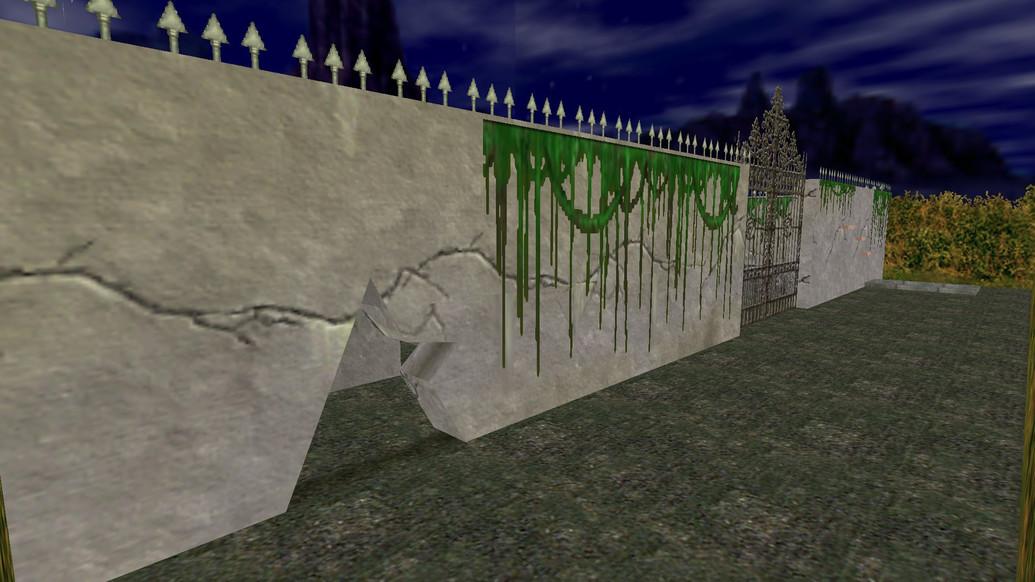 «zm_cemetery_2» для CS 1.6