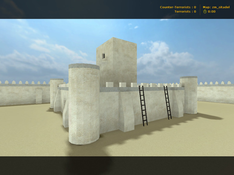 «zm_citadel» для CS 1.6