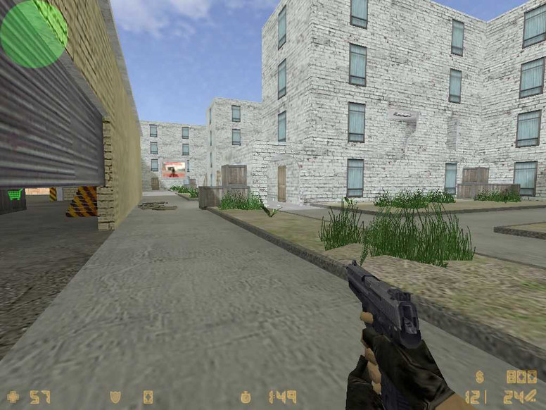 «zm_city_new» для CS 1.6