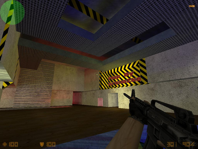 «zm_clusterfuk2» для CS 1.6