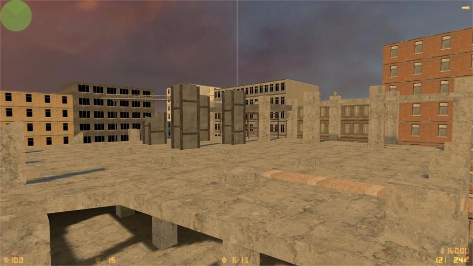 «zm_constructionsite» для CS 1.6