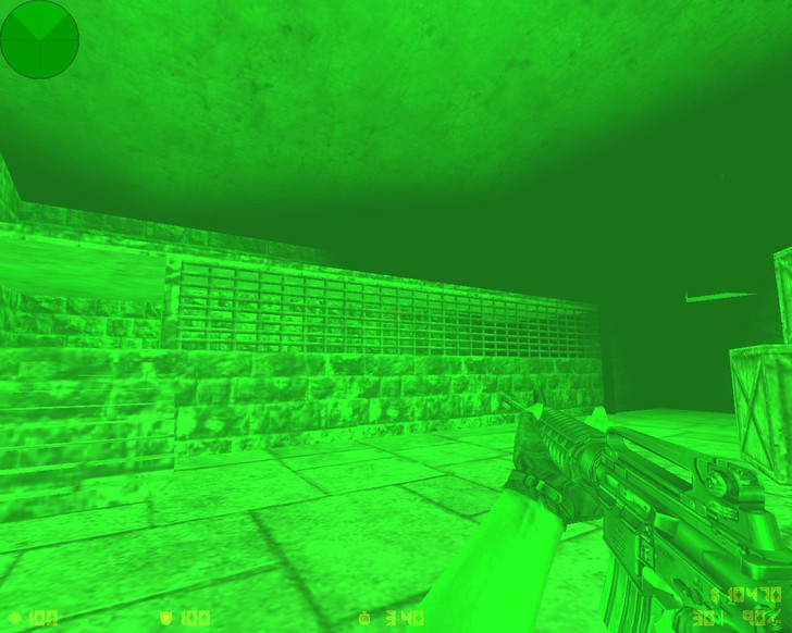«zm_creep_remake» для CS 1.6