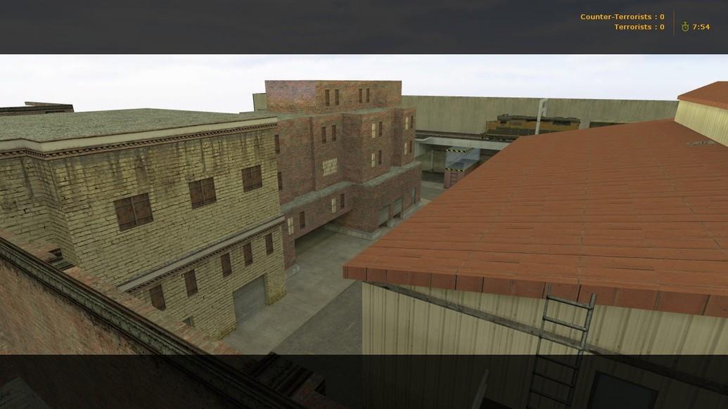 «zm_csgo_assault» для CS 1.6