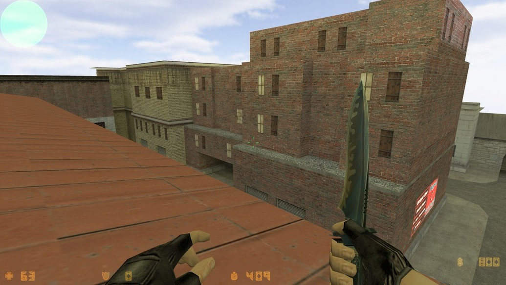 «zm_csgo_assault» для CS 1.6