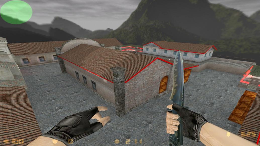 «zm_csgo_inferno» для CS 1.6