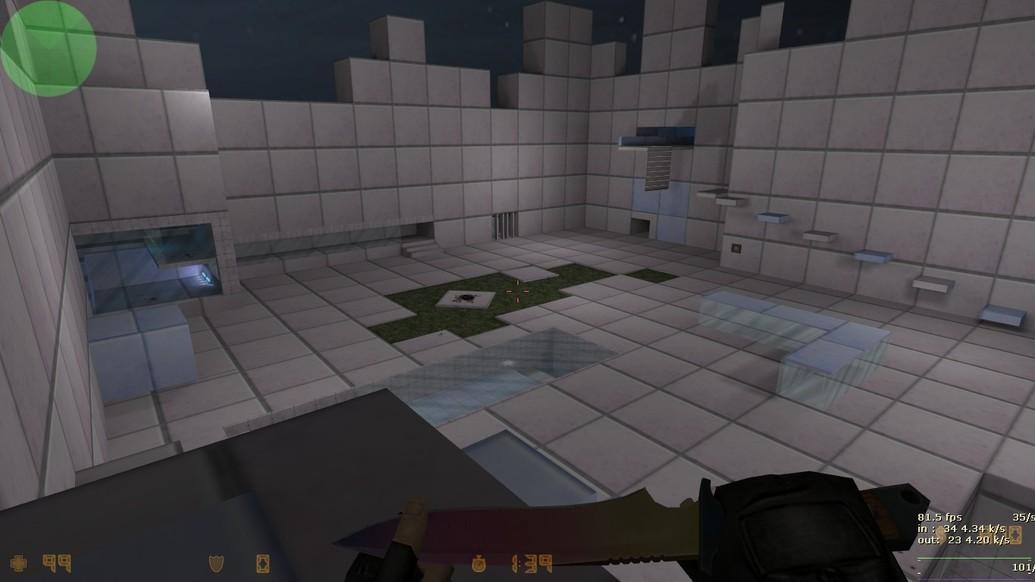 «zm_cubeworld_mini» для CS 1.6