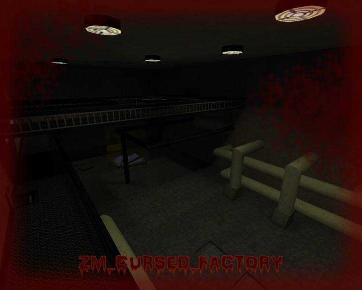 «zm_cursed_factory» для CS 1.6