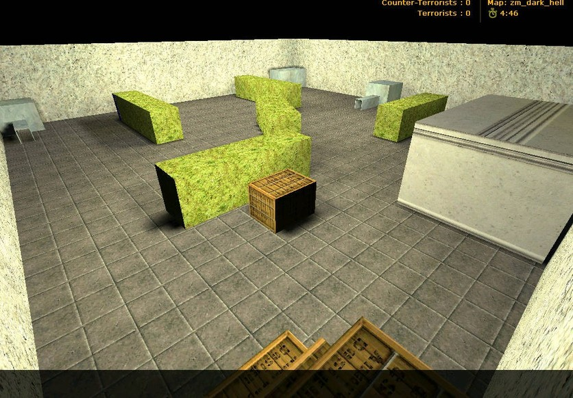 «zm_dark_hell» для CS 1.6