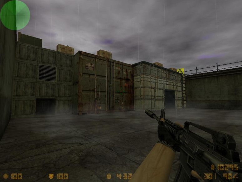 «zm_dead_basev2» для CS 1.6