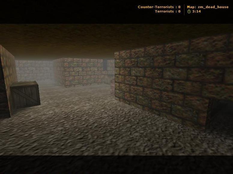 «zm_dead_house» для CS 1.6