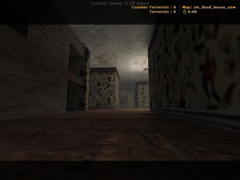 «zm_dead_house_new» для CS 1.6