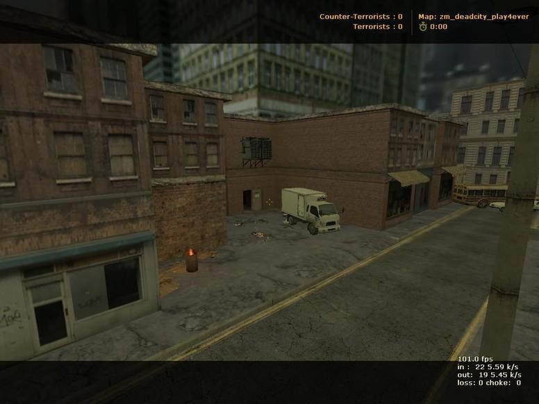 «zm_deadcity_play4ever» для CS 1.6