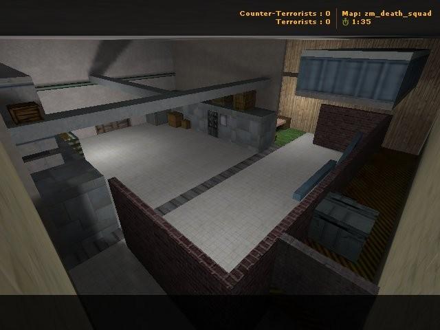 «zm_death_squad» для CS 1.6