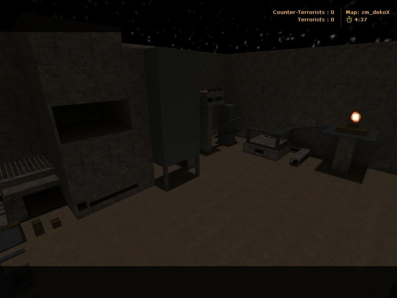 «zm_dekoX» для CS 1.6