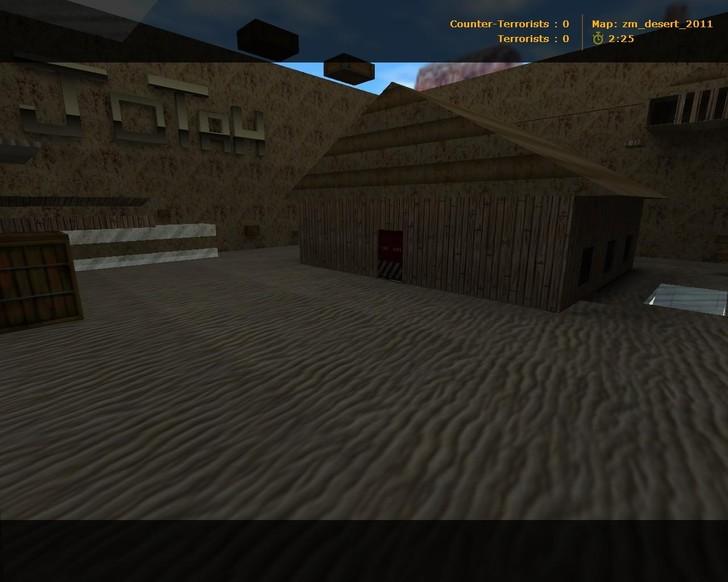 «zm_desert_2011» для CS 1.6