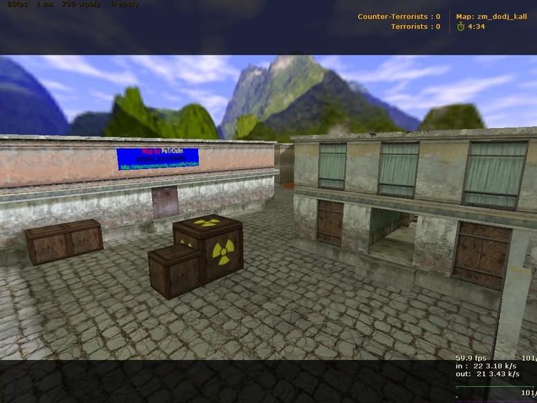 «zm_dodj_kall» для CS 1.6
