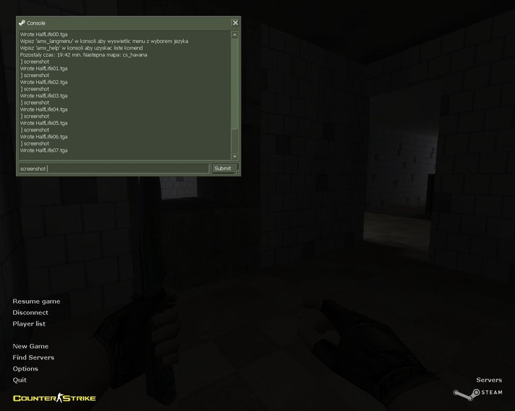 «zm_dread_final» для CS 1.6