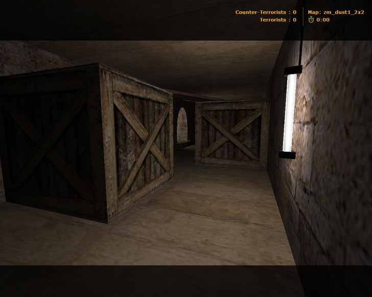 «zm_dust1_2x2» для CS 1.6