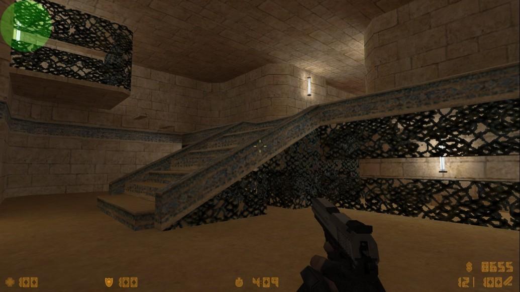 «zm_dust2_2k15» для CS 1.6