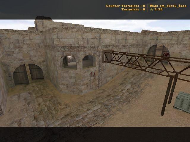 «zm_dust2_beta» для CS 1.6