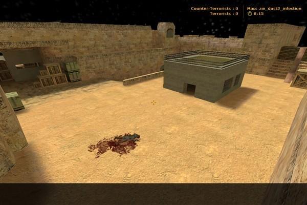 «Zm_Dust2_Infection» для CS 1.6