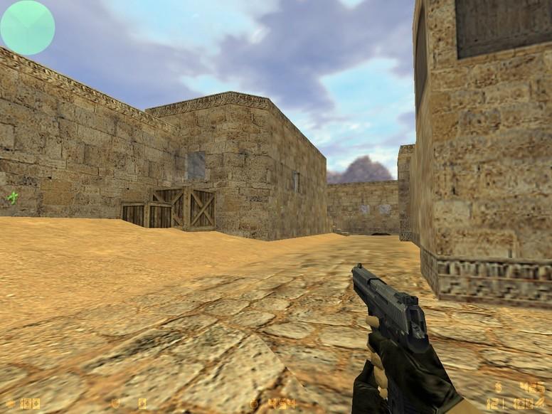 «zm_dust2_strike» для CS 1.6