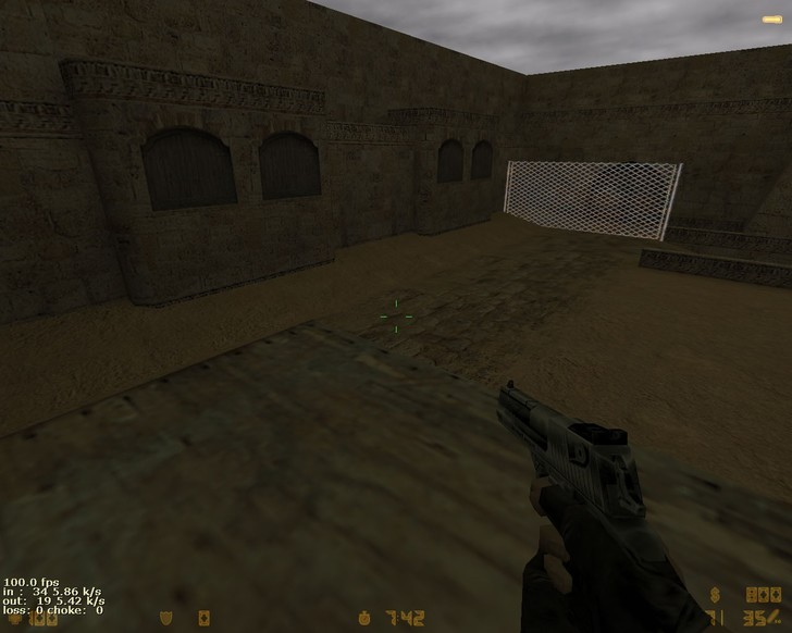 «zm_dust2_zmtr» для CS 1.6