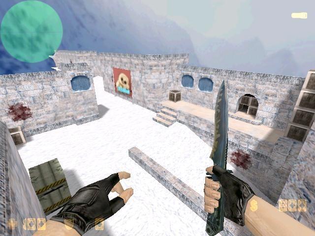 «zm_dust2mrbird» для CS 1.6