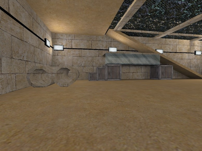 «zm_dust_forfun» для CS 1.6