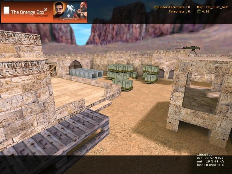 «zm_dust_hs2» для CS 1.6