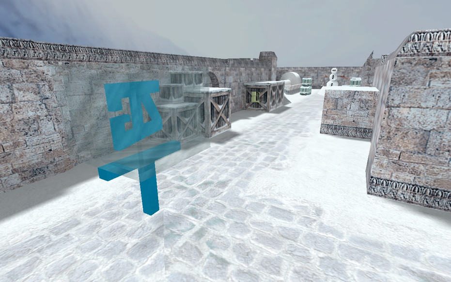 «zm_dust_winter_zg» для CS 1.6