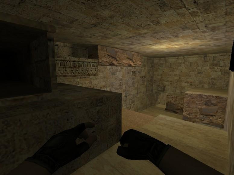 «zm_dusthorror» для CS 1.6