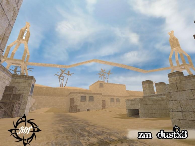 «zm_dustx3» для CS 1.6