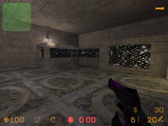 «zm_dusty_zone_mx» для CS 1.6