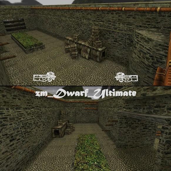 «zm_dwarf_ultimate» для CS 1.6