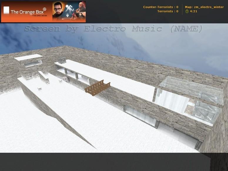 «zm_electro_winter» для CS 1.6