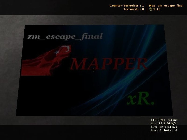 «Zm_Escape_FINAL» для CS 1.6