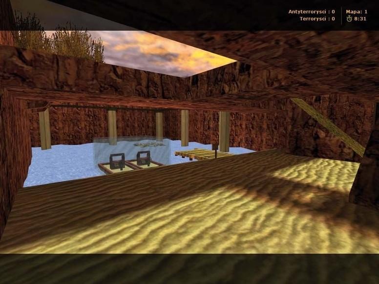 «zm_escapeoneme» для CS 1.6