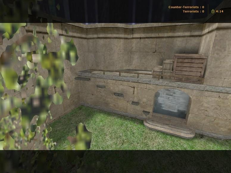 «zm_extinction» для CS 1.6