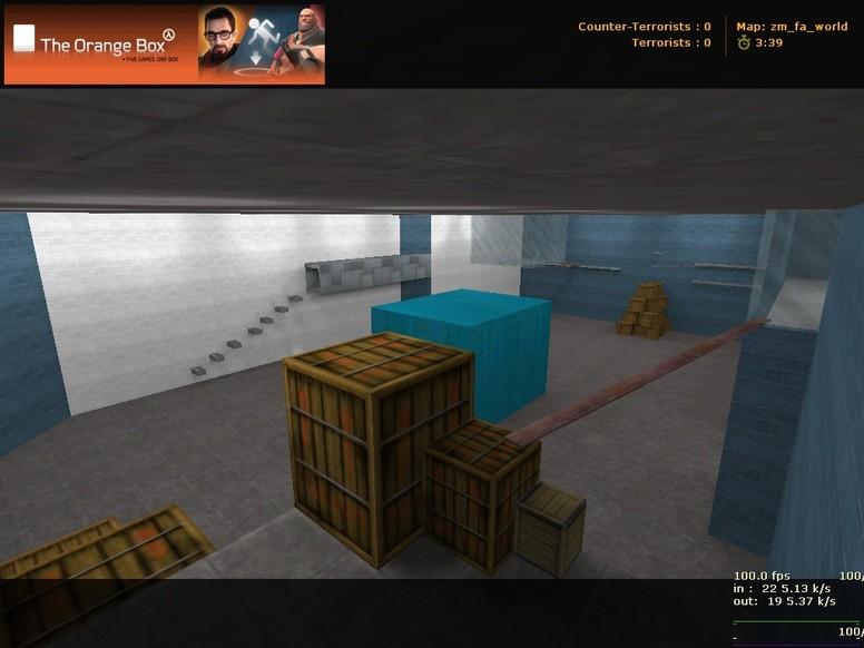 «zm_fa_world» для CS 1.6