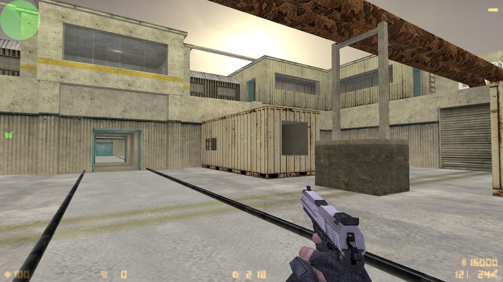 «zm_facility_area» для CS 1.6