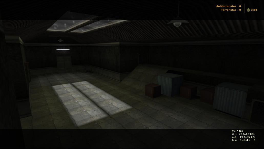 «zm_fivelab» для CS 1.6
