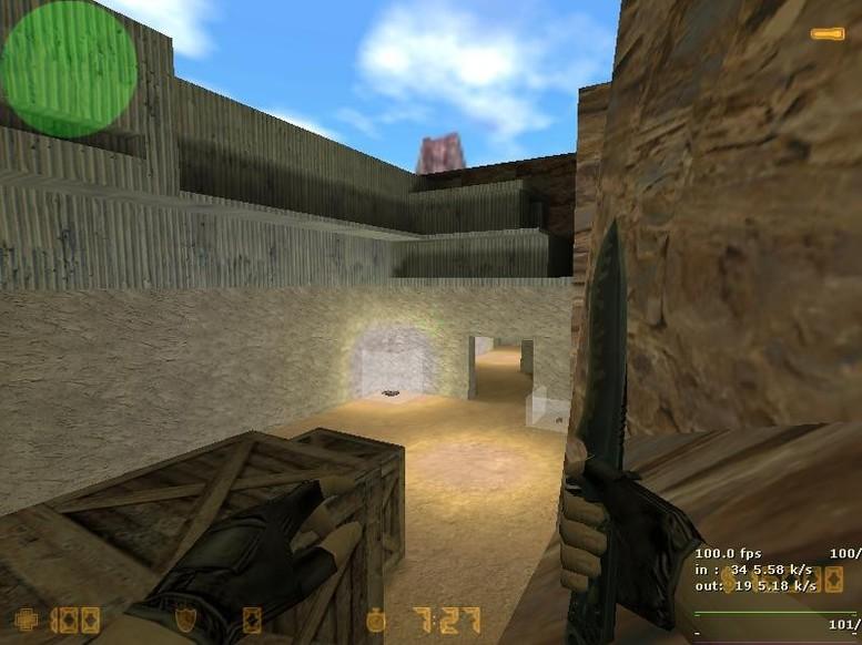 «zm_flota_nuke» для CS 1.6